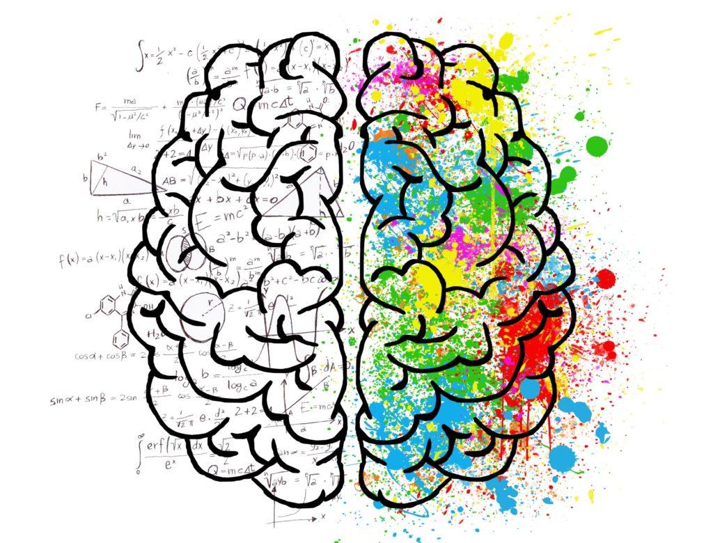 Détachement de Traumatismes® Hypnose PNL Coaching cerveau dessin couleurs
