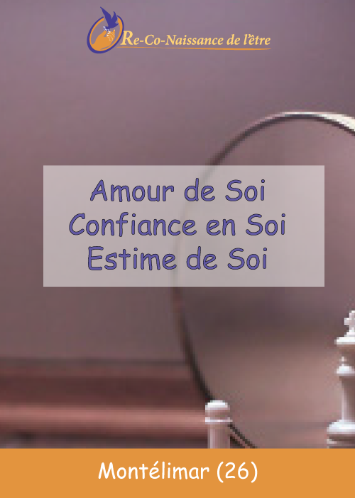 affiche Amour de Soi, Confiance en Soi, Estime de Soi sans prix